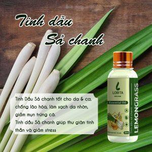 Tinh dầu Sả Chanh 20ml