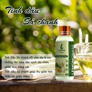 Tinh dầu Sả Chanh 50ml